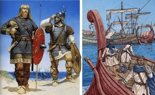 Альхесирас история нападение варваров