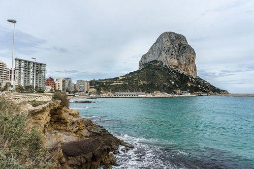 Коста Бланка курортное побережье Испании