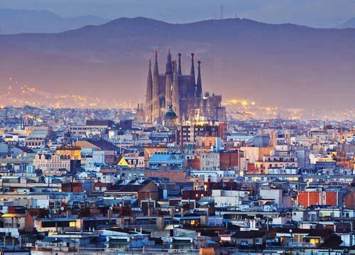 Барселона экскурсии по Берселоне