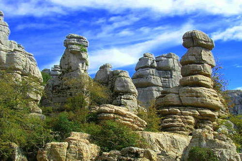 Природный парк Торкаль Антекера Испания