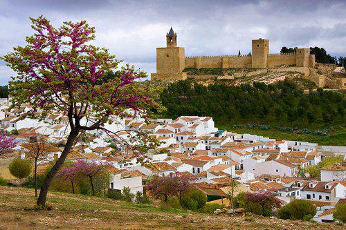 Алькасаба Антекера экскурсии Испания
