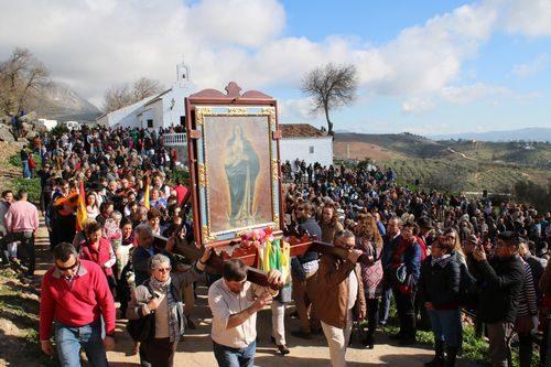 Праздники Антекеры Испания