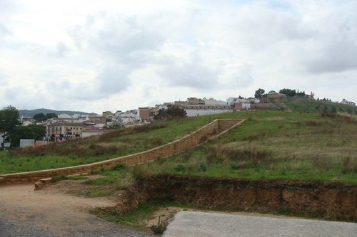 Дольмен Виера Андалусия Испания