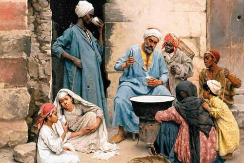 Мавританский период истории Фрихилианы