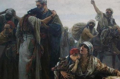 Фрихилиана восстание морисков 1568 - 1570 годов