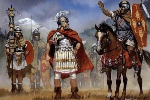 Римская империя Фрихилиана