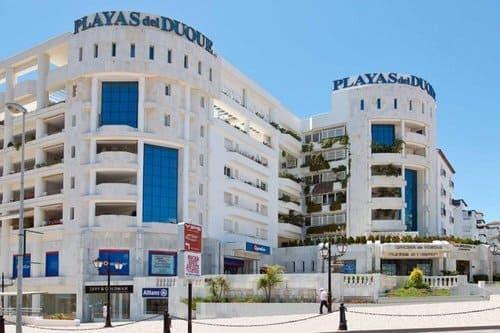 Аренда апартаментов в Марбелье в Порту Банус Playa del Duque