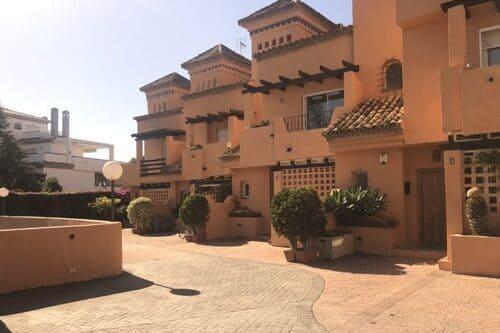 Аренда апартаментов на Коста дель Соль Марбелья Пуэнте Романо