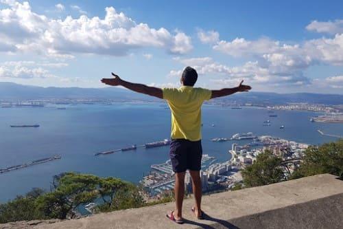 Гибралтар бухта