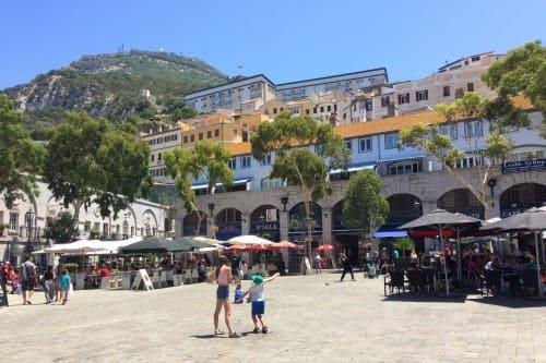 Гибралтар центр
