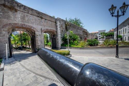 Гибралтар история