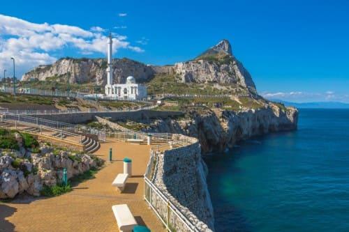 Гибралтар экскурсии по Гибралтару пунта Европа