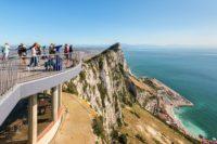 Гибралтар смотровая площадка