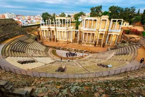 Мерида римский театр