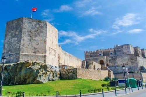 Тарифа замок Гусман Эль Буэно