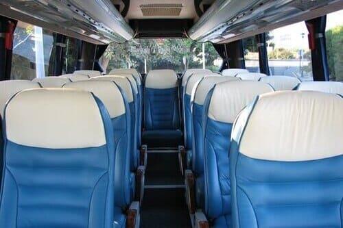 VIP трансферы аэропорт Малага Марбелья на автобусе по Коста дель Соль Малага Испания
